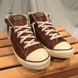 Converse CT Street Mid Slip On Shoes Size 11